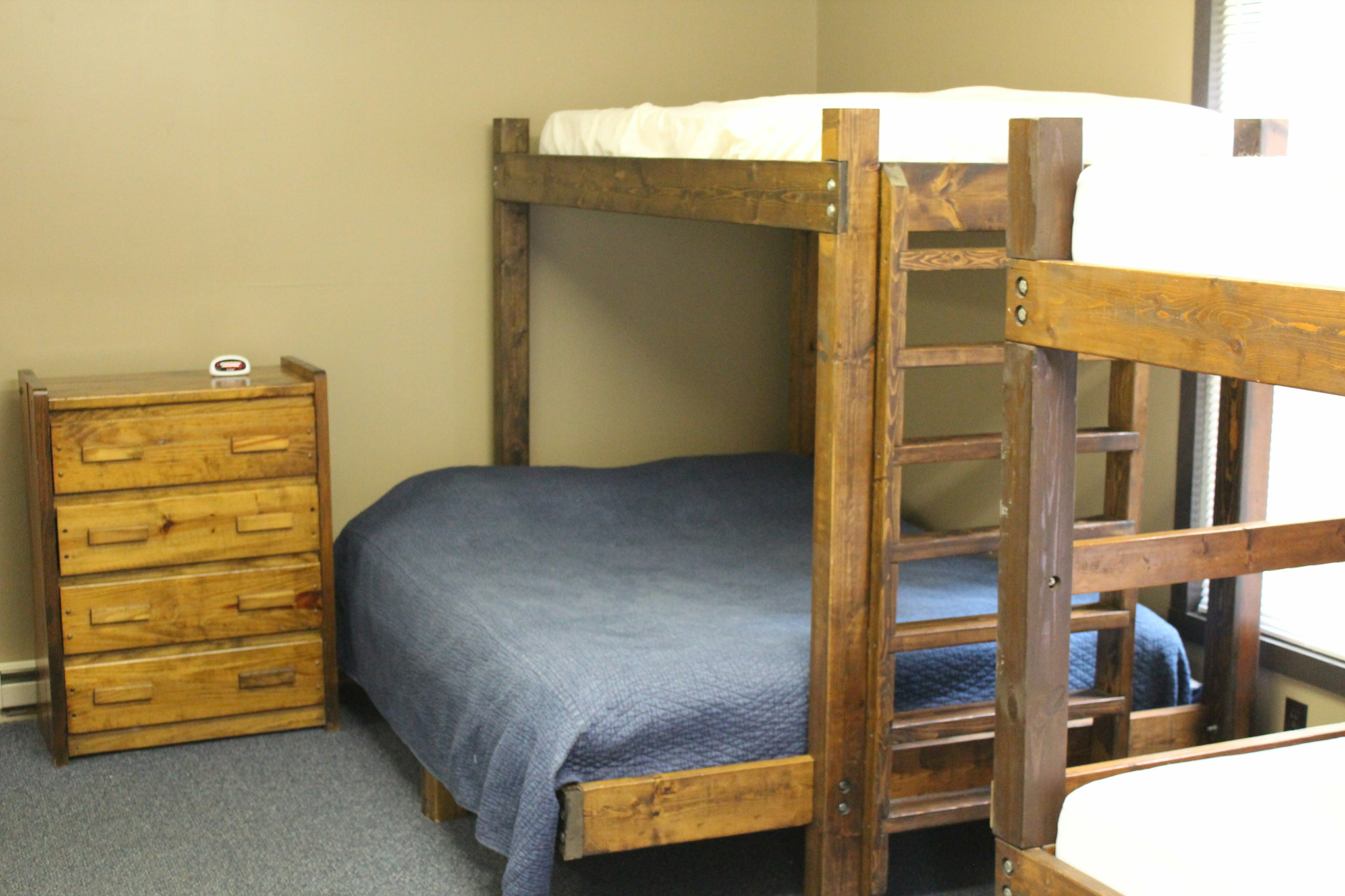 Guest Room At Life Action Family Camp Sleeps